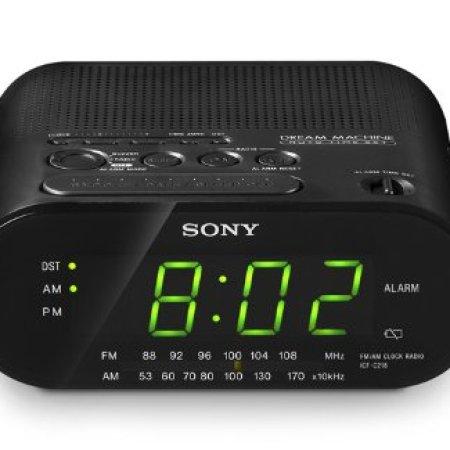 sony dream machine alarm clock manual dst