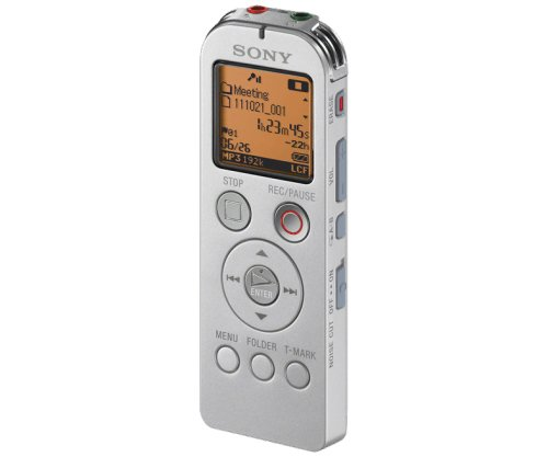 Sony icd b600 ic recorder manual icd