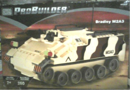 tank mega bloks 9724 instruction