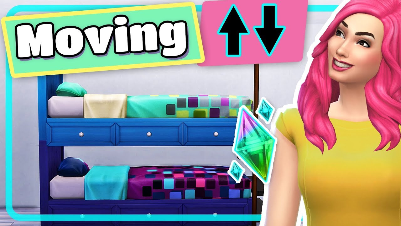 The sims 4 how to ask sims to move in