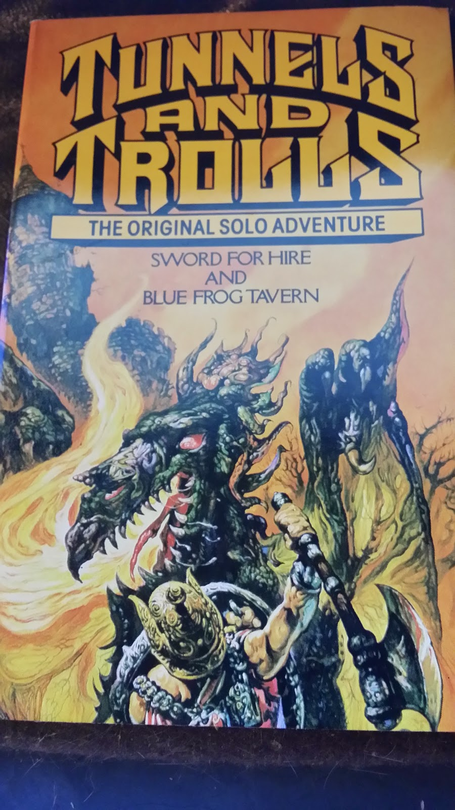 Tunnels and trolls solo pdf