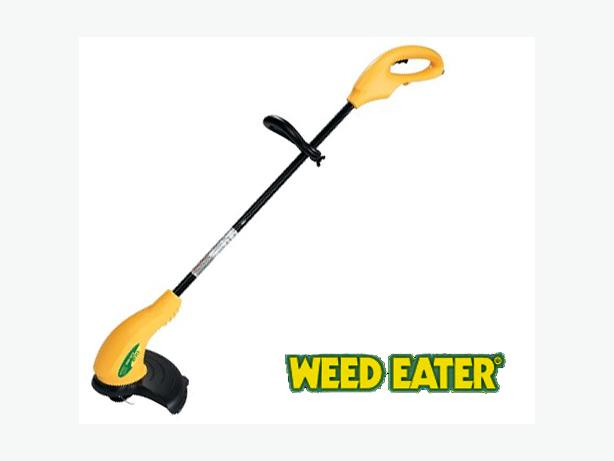 weed eater electric trimmer instructions