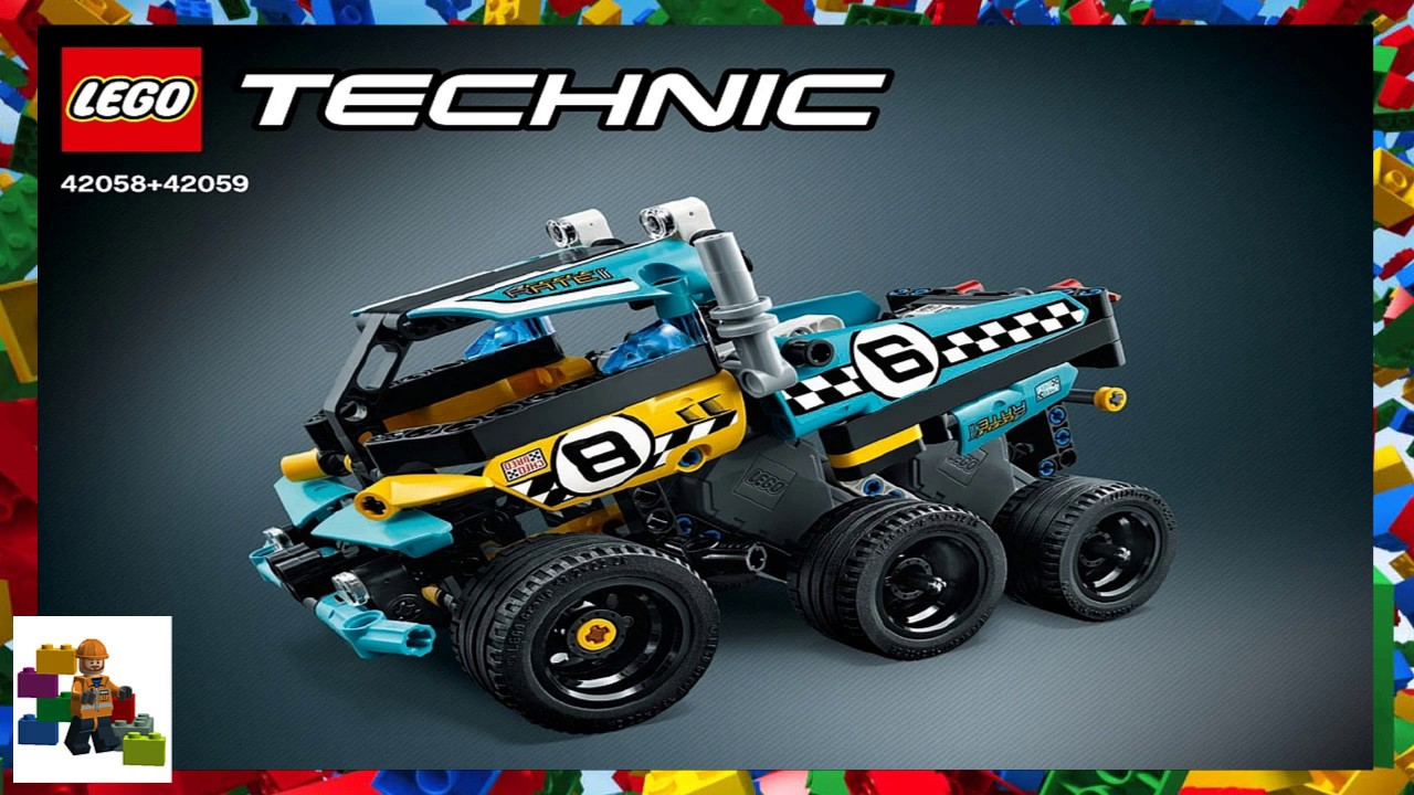 www lego com technic instructions